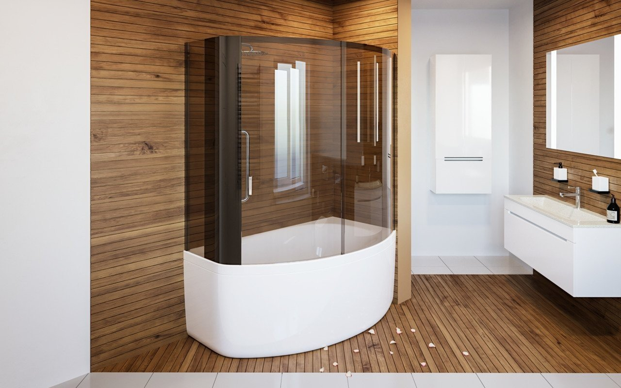 Anette A L Shower Tinted Curved Glass Shower Cabin 1 (web)