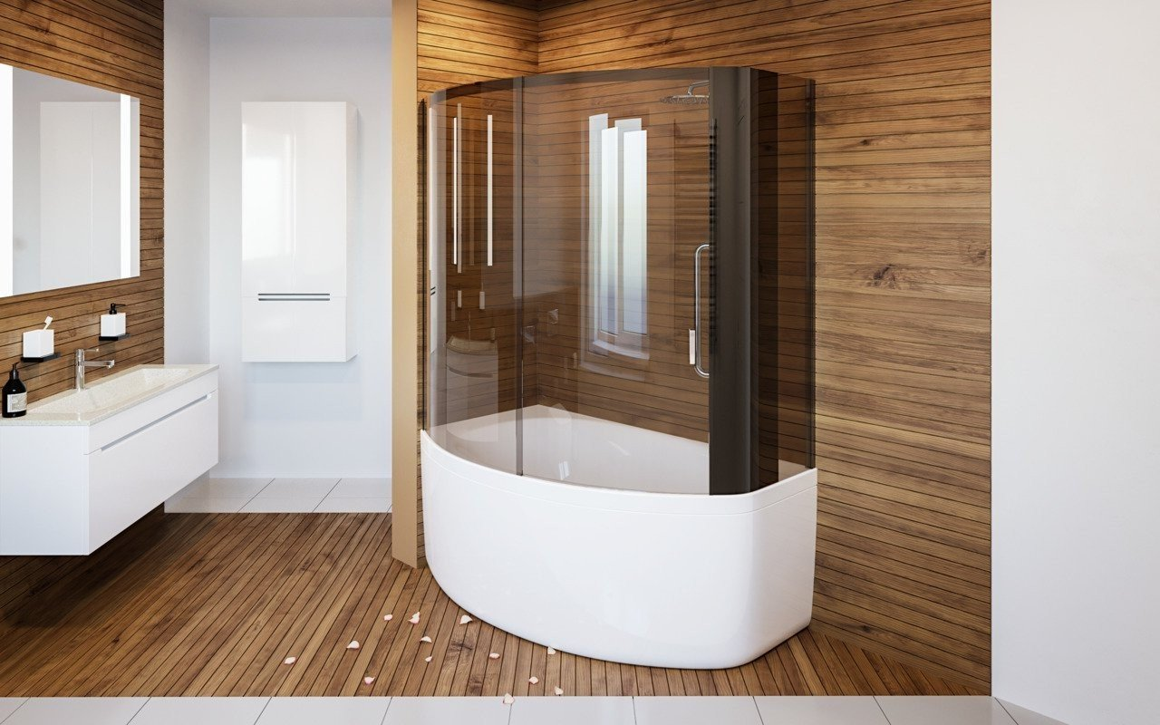 Anette A R Shower Tinted Curved Glass Shower Cabin 1 (web)