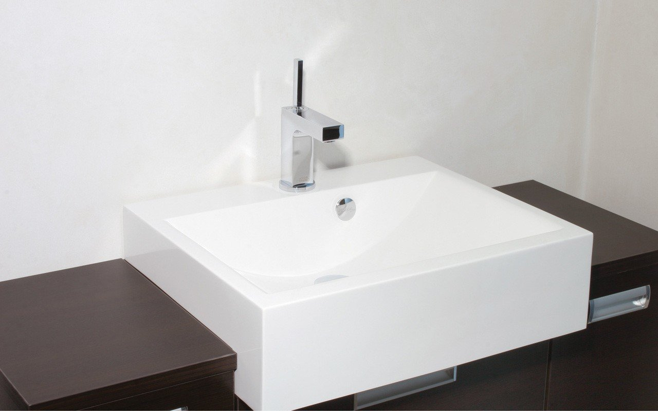 Aquatica Kandi Cube Stone Counter Top Washbasin 01