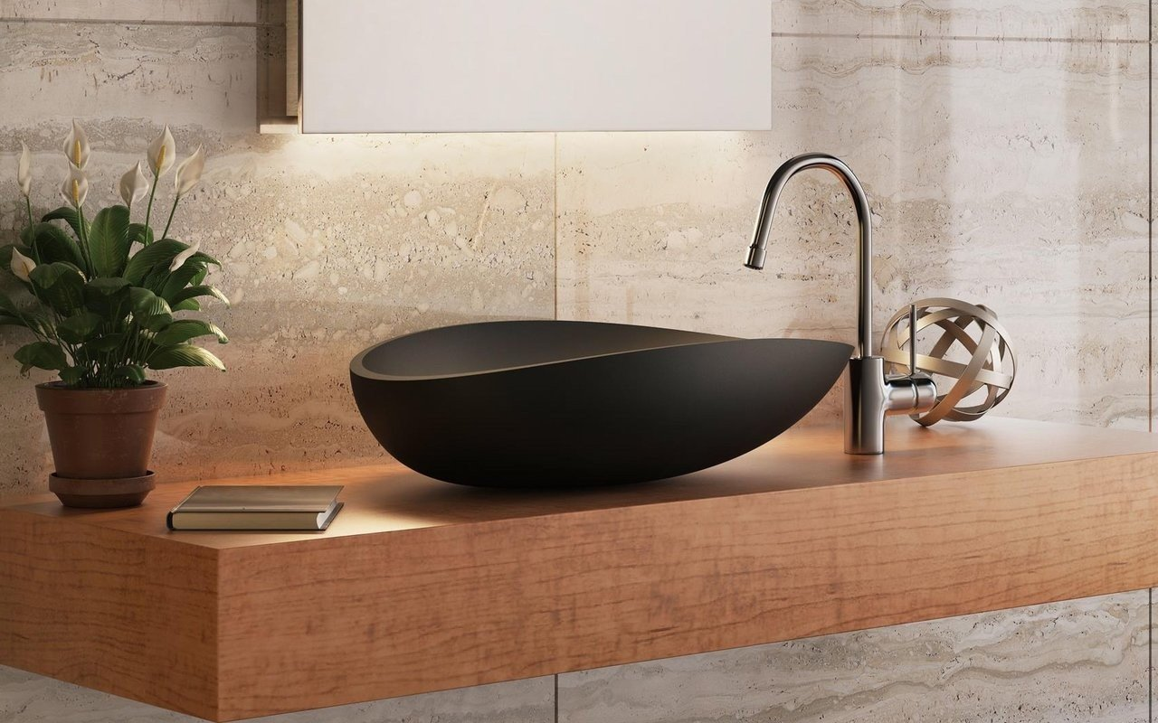 Aquatica Lotus Blck Stone Vessel Sink 1 (web)