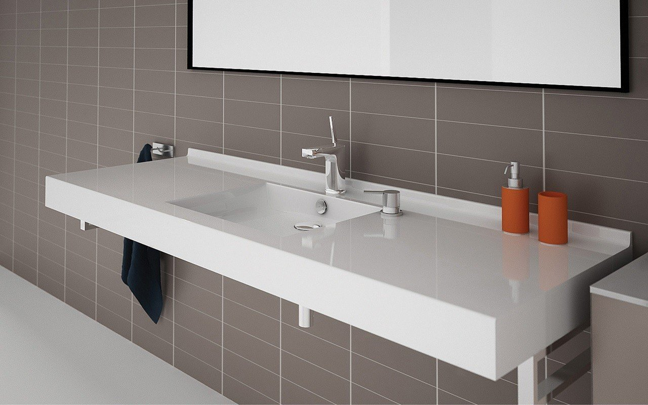 Aquatica Nox Stone Bathroom Sink 01