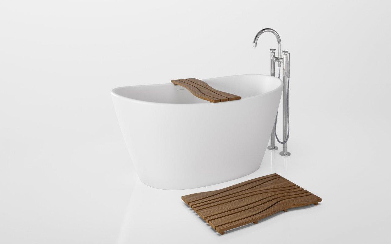 Aquatica Onde Waterproof Teak Wood Bathtub Tray 02 (web)