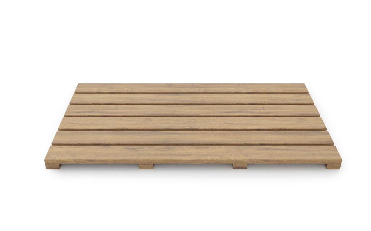 Waterproof Teak Wood