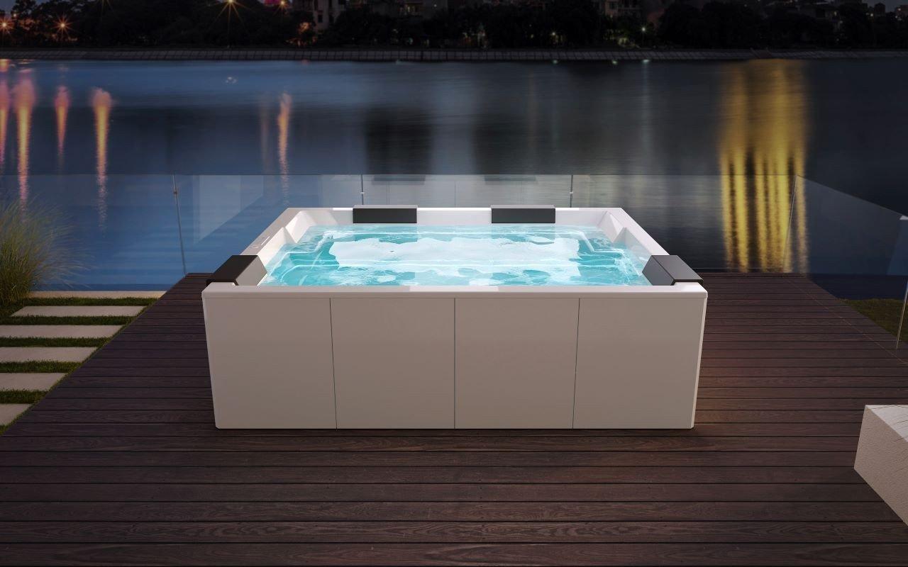 Aquatica Vibe Spa With Maridur® Siding (220-240V/50/60Hz) picture № 0