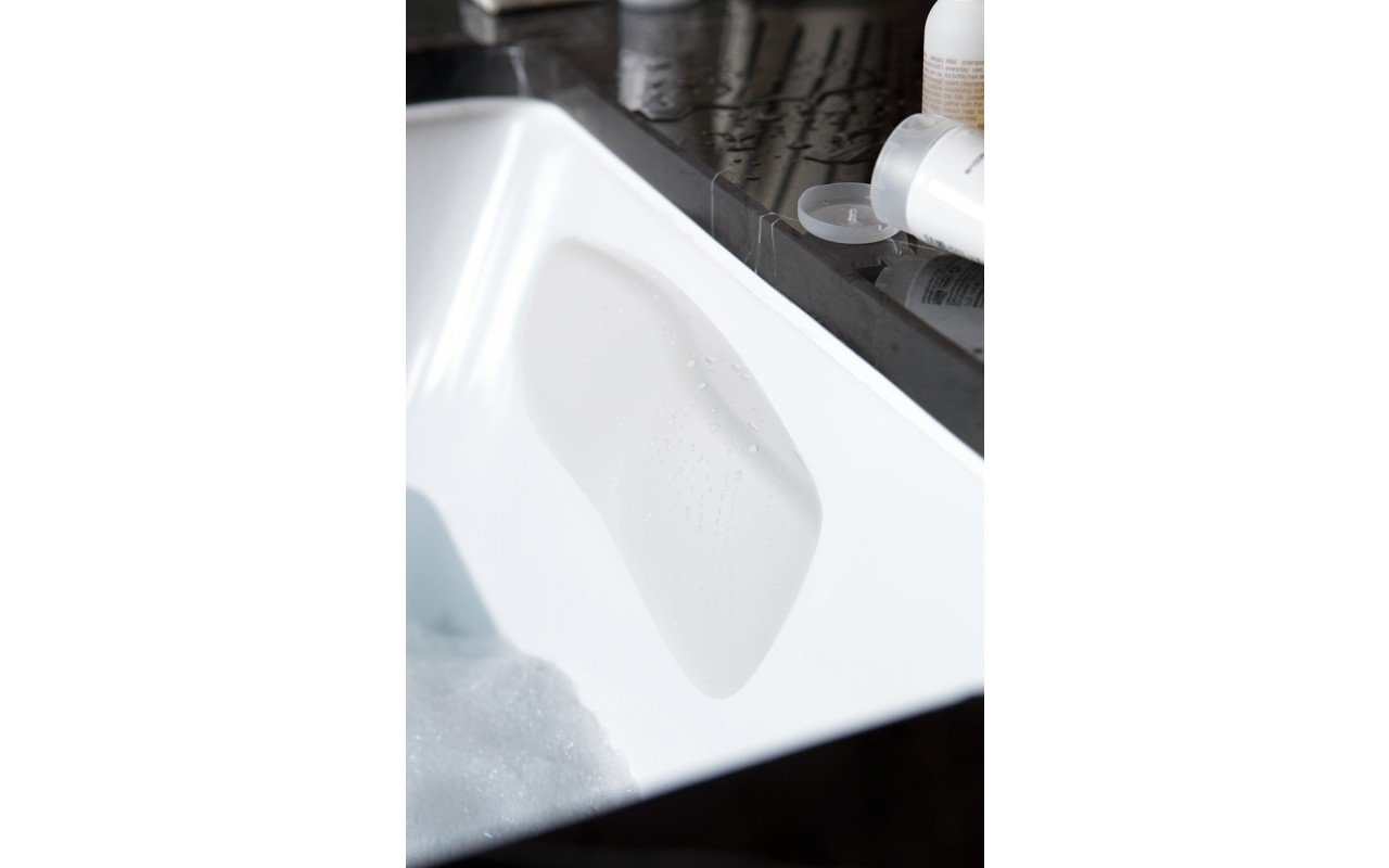 Bath Headrest Vanilla Wht web 1