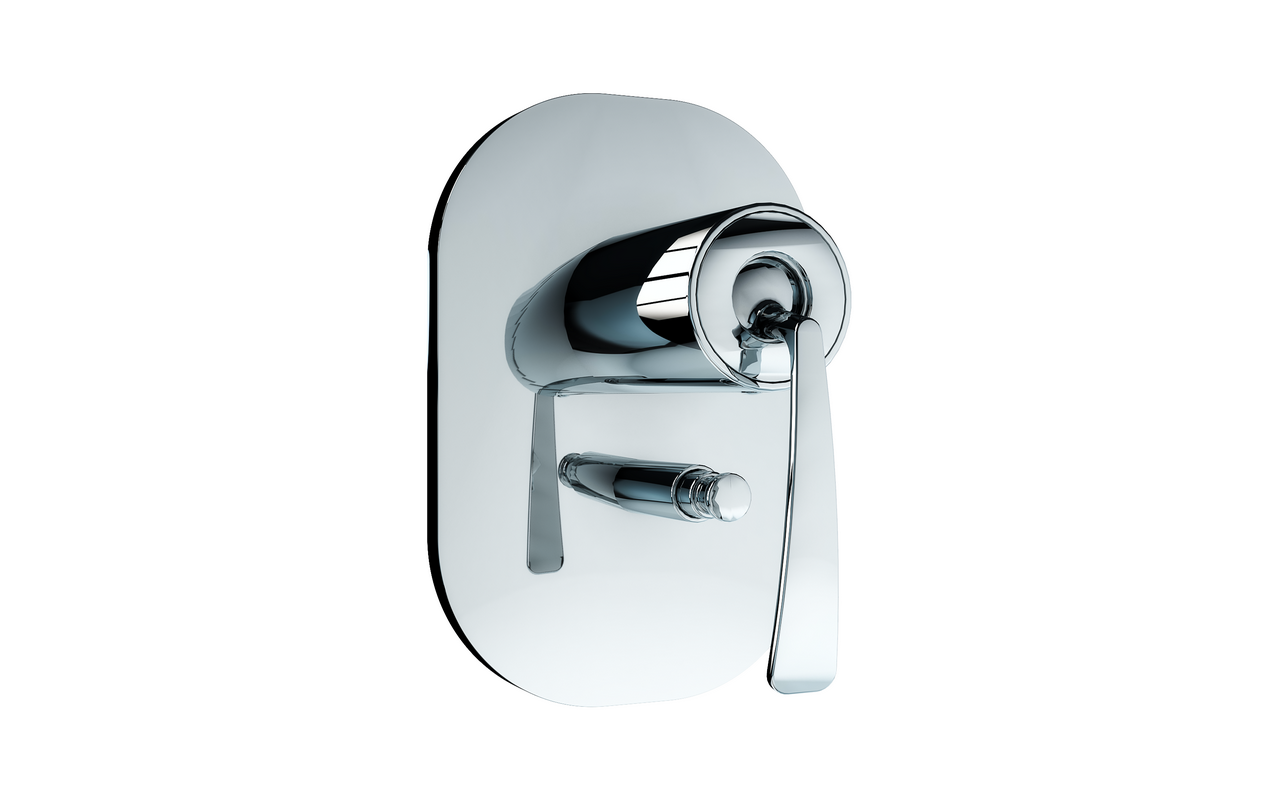 Bollicine-689 Shower Control with 2 Outlets picture № 0