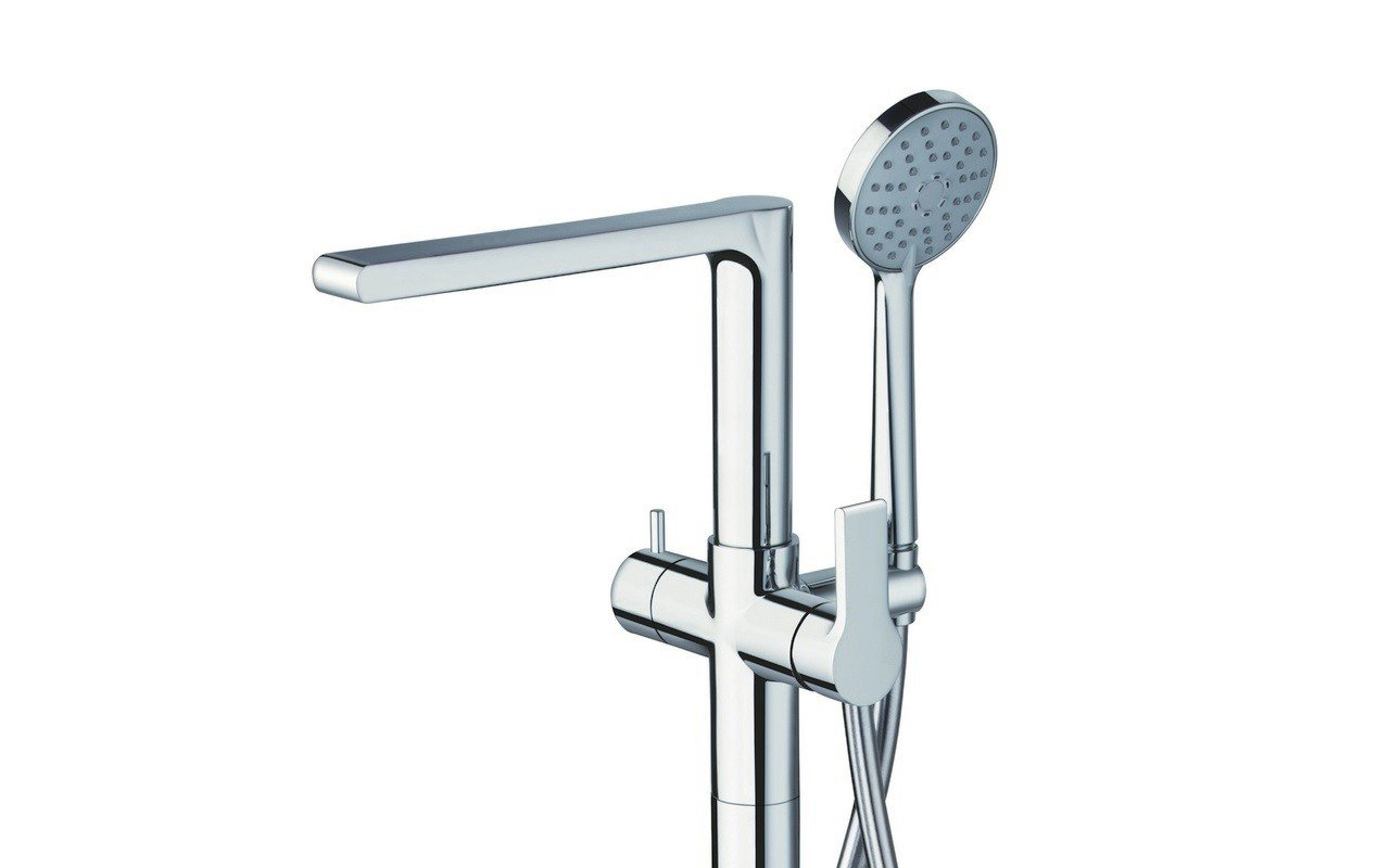 Delta Floor Mounted Bath Filler DE 189 (web) 01