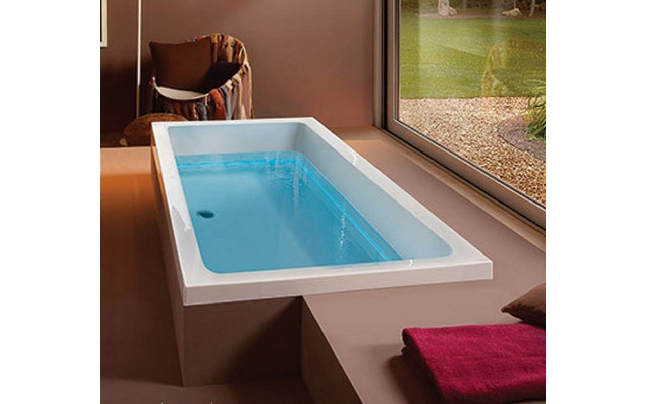 Aquatica Dream-D HydroRelax Jetted Outdoor/Indoor Bathtub (US version 240V/50/60Hz) picture № 0