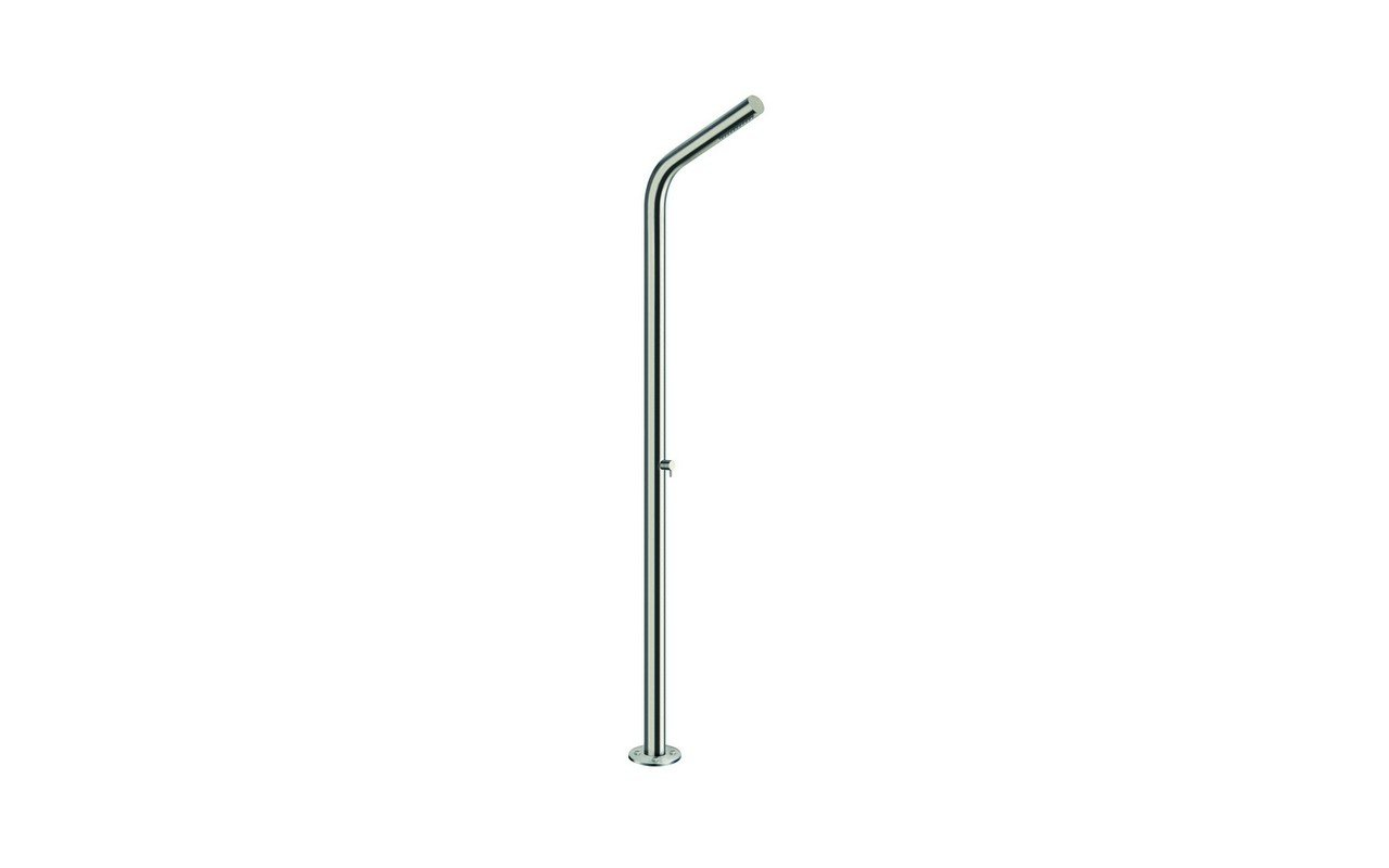 Gamma 527 freestanding outdoor shower 01