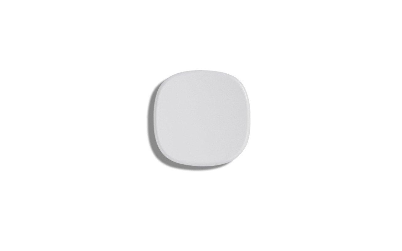 Aquatica Metamorfosi Sink Drain w. White Ceramic Cover picture № 0