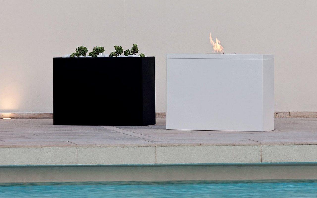 ᐈluxury Outdoor Decorative Planter Box