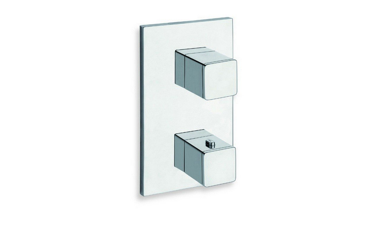 SQ Thermostatic shower control web