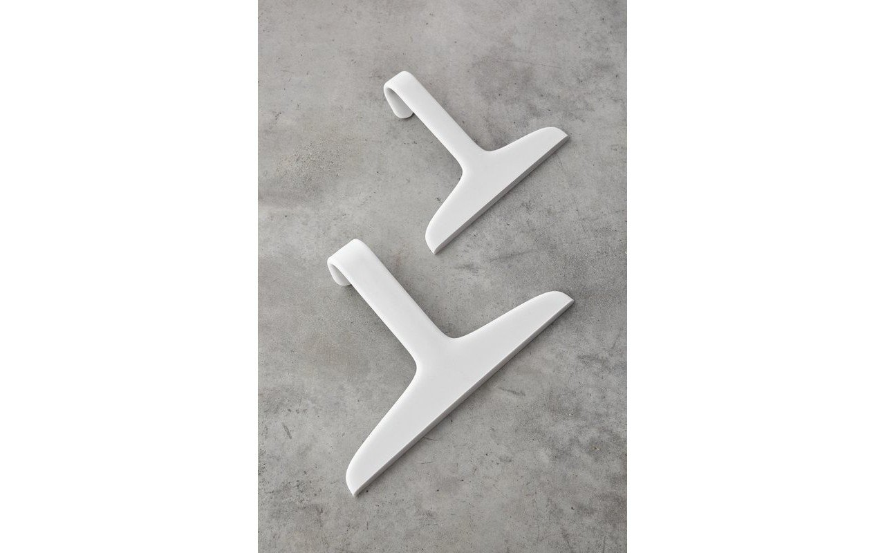 Aquatica Teo Small Coat Hanger & Shower Squeegee picture № 0