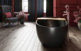 Aquatica Corelia Black Freestanding Solid Surface Bathtub 07 (web)