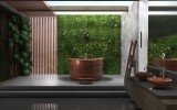 Aquatica True Ofuro Duo Wooden Freestanding Japanese Soaking Bathtub 02 (web)