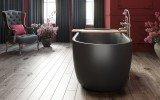 Corelia Black Freestanding Stone Bathtub 7 (web)