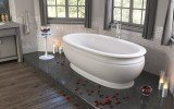 Olympian Roman Freestanding Solid Surface Bathtub 03 (web)