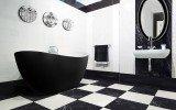 Aquatica purescape 171m blck wht freestanding solid surface bathtub customer photos 01 (web)