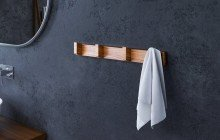 Wooden Bathroom Accessories picture № 13
