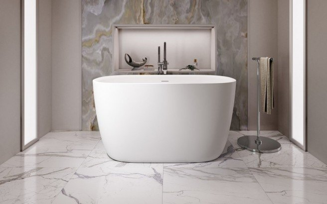 Aquatica Lullaby 2 Wht Freestanding Solid Surface Bathtub 01 (web)