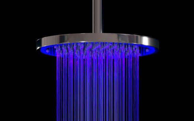 Aquatica Shower Head Sparkle BCRD 240