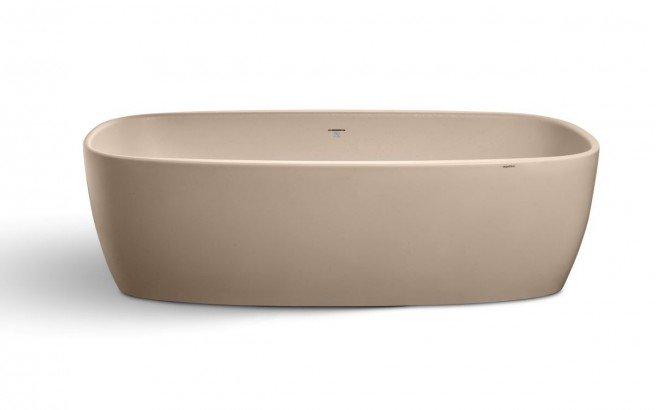Aquatica Coletta Sandstone Freestanding Solid Surface Bathtub08