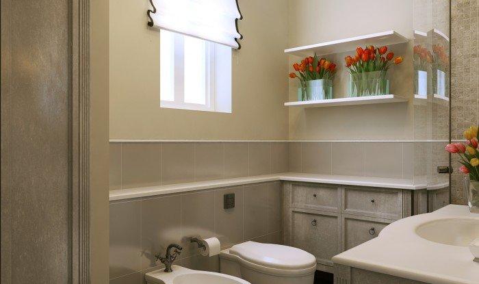 bigstock Bathroom Art Deco Style 108115679