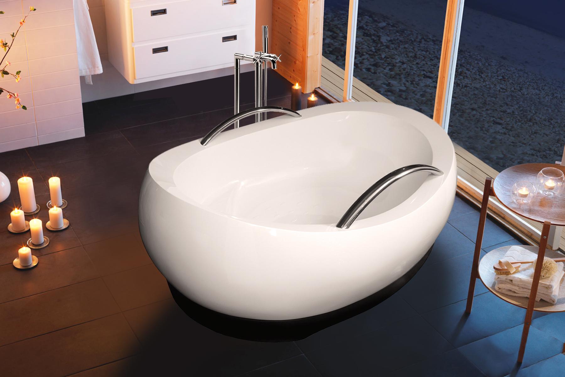 AdmireMe Oversized Bathtub 1200 1800
