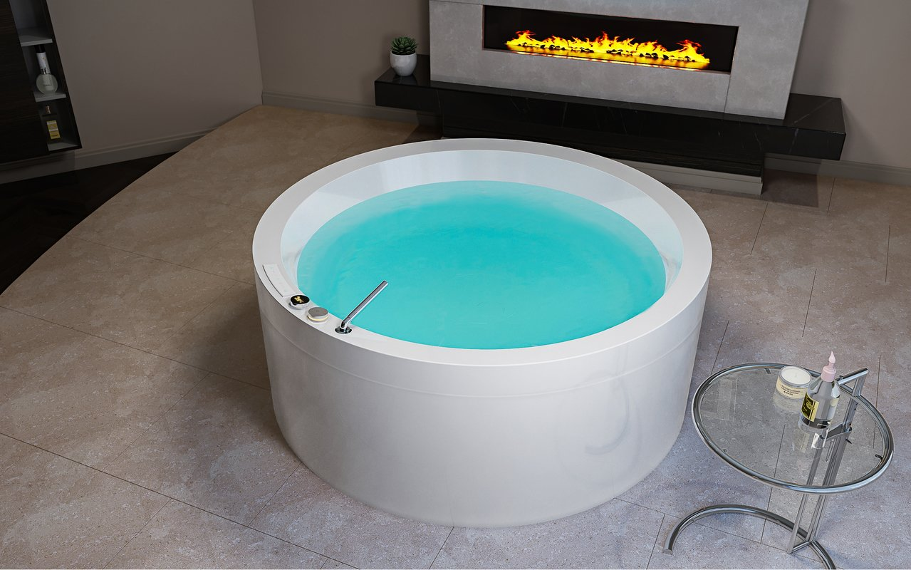 Aquatica Dream Rondo Basic Outdoor Indoor Acrylic Bathtub 02 (web)