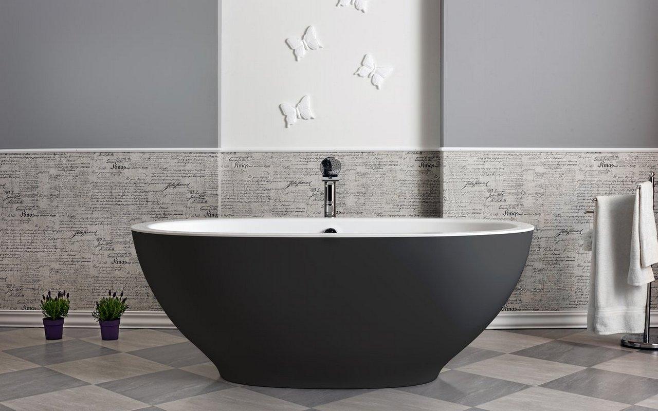 Aquatica Karolina Blck Wht Freestanding Solid Surface Bathtub 01 (web)