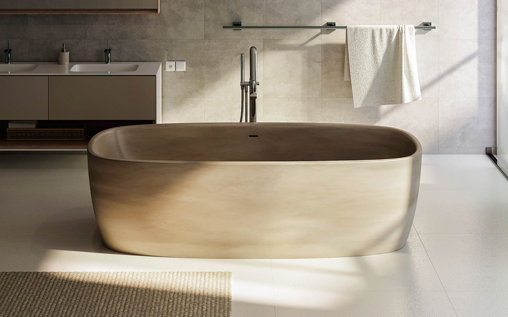 Aquatica coletta concrete freestanding solid surface bathtub web 02