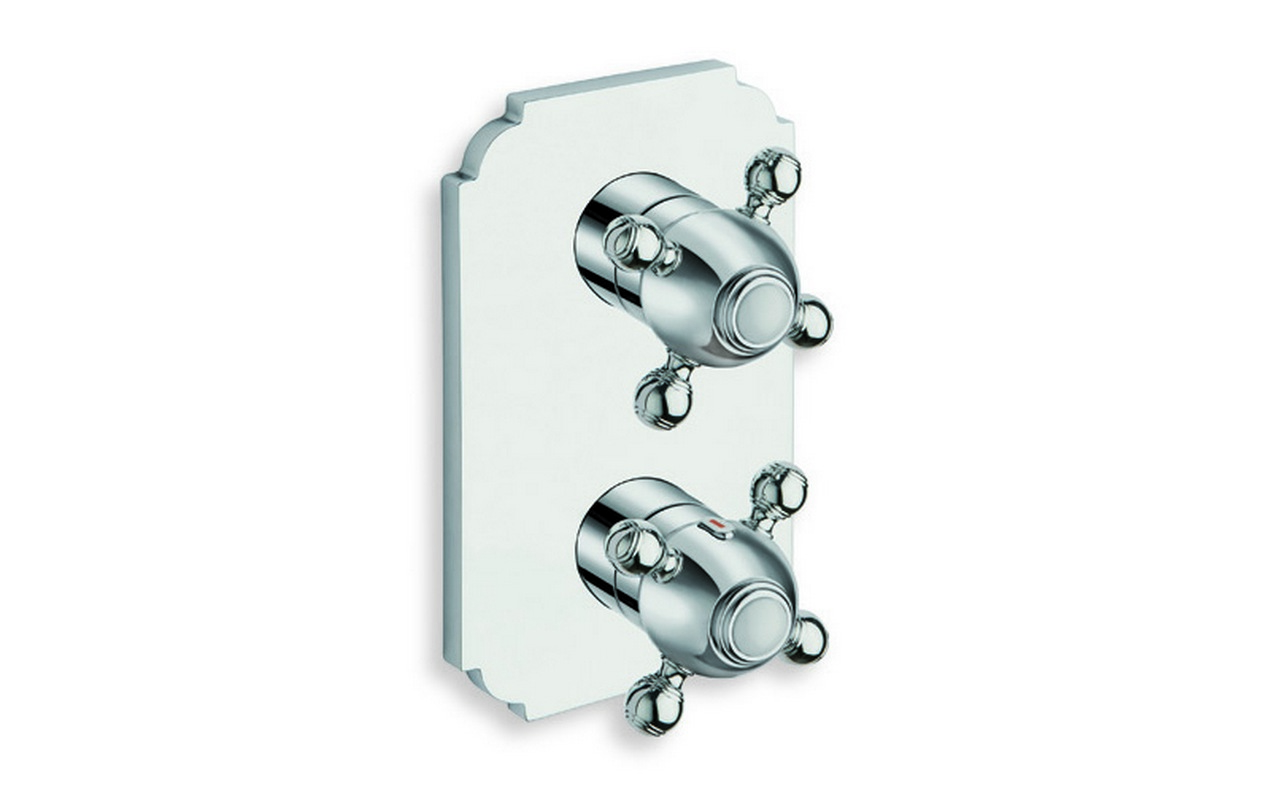 Retro Thermostatic shower control web
