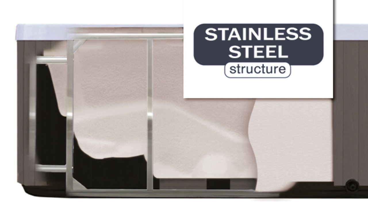 Stainless Steel Structure 01 (web)