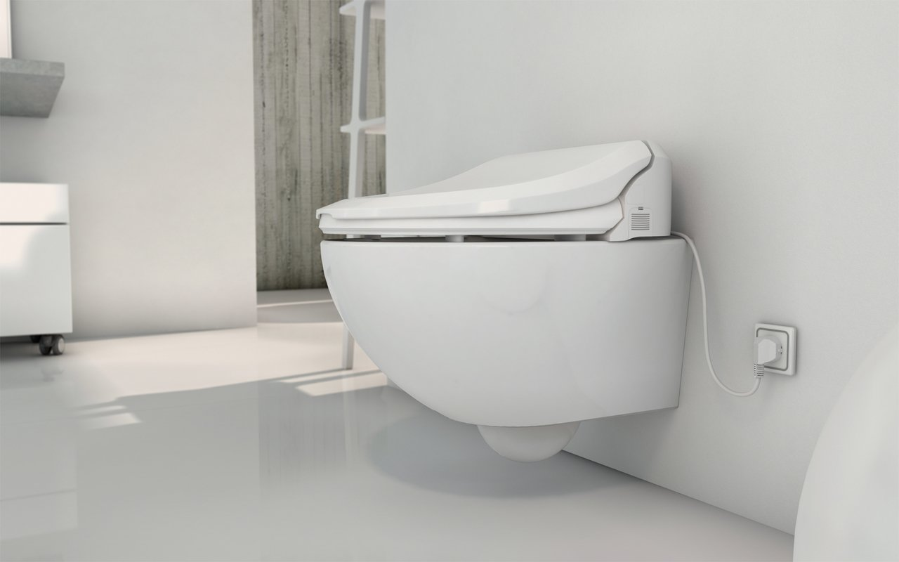Uspa Velis Wall Hung Toilet
