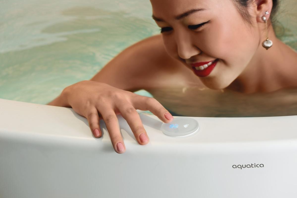 Aquatica true ofuro tranquility freestanding solid surface bathtub web 06
