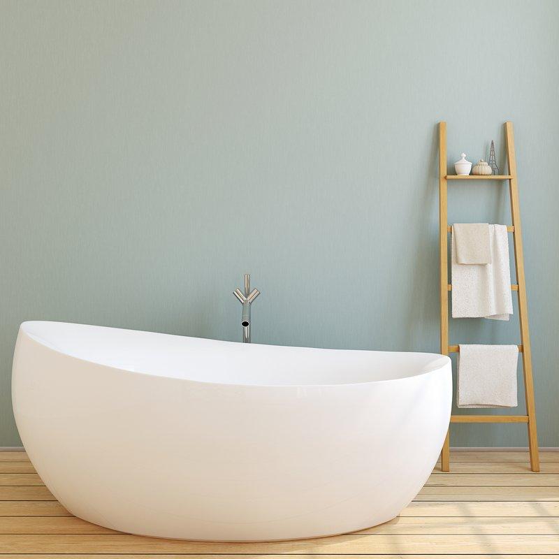 bigstock Modern Bathroom D Rendering 117270140