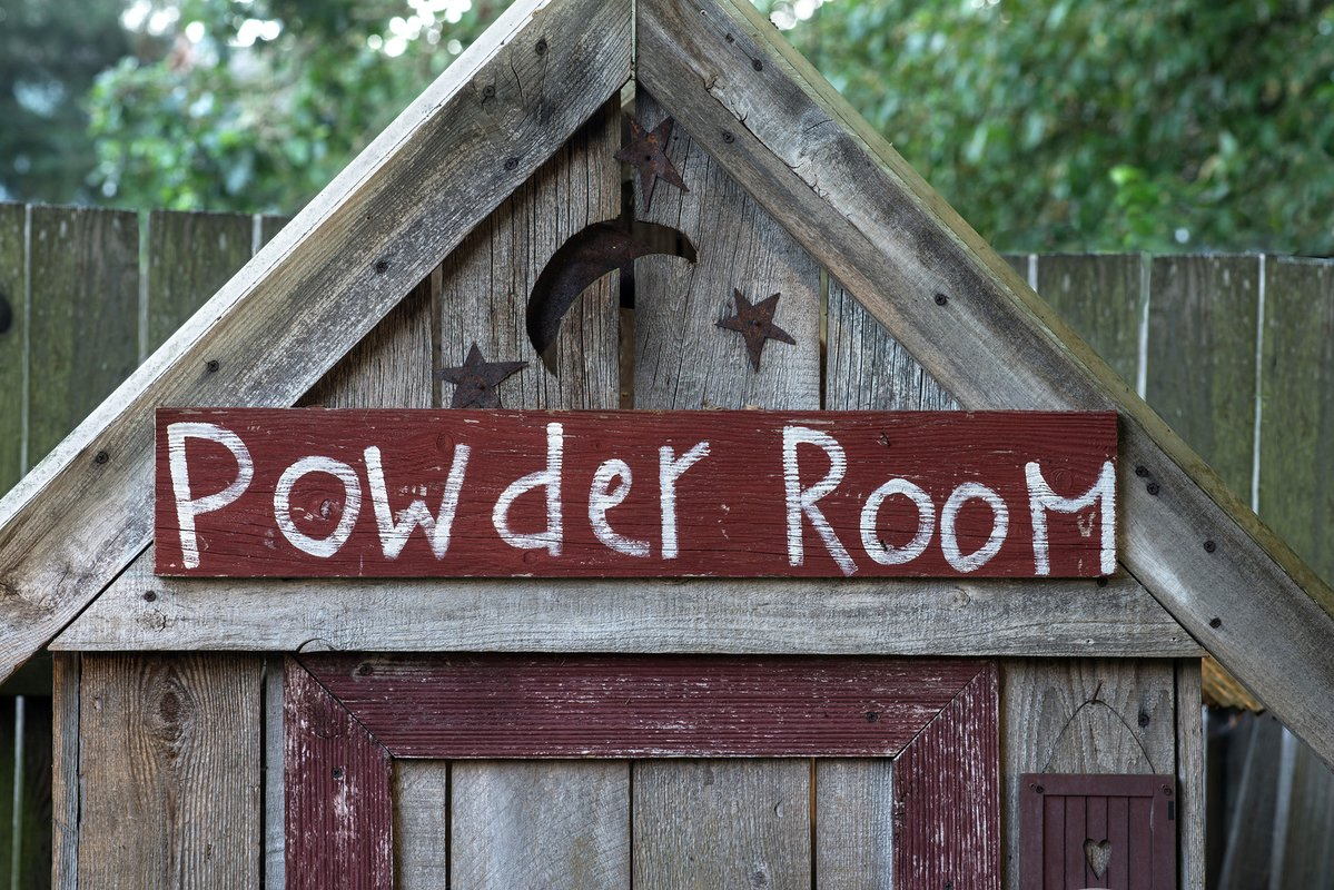 bigstock Powder Room 66594676