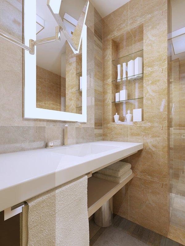 Bathroom Shower Niche Tips