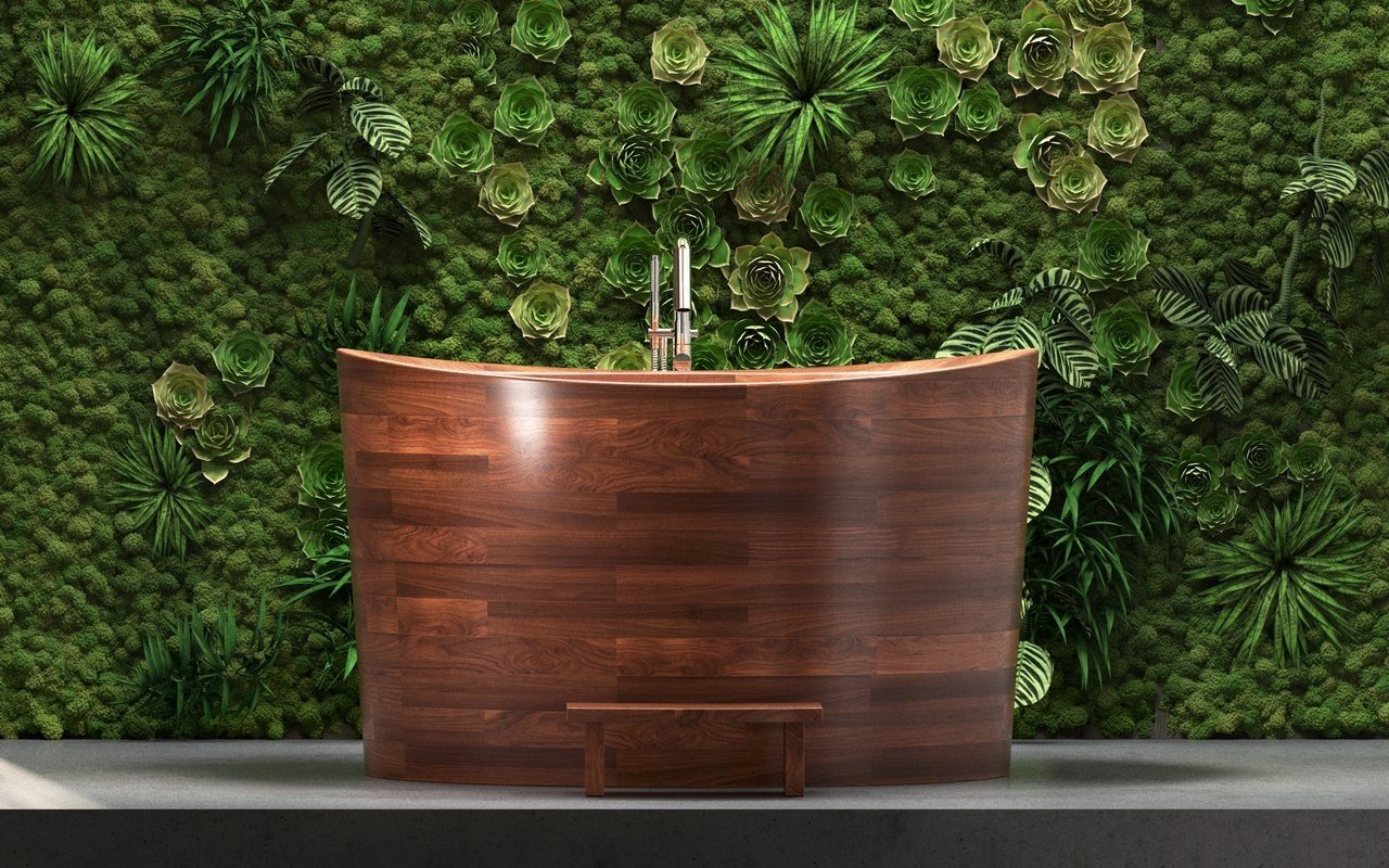 Aquatica S Wooden Bathtubs Long Lasting Luxury